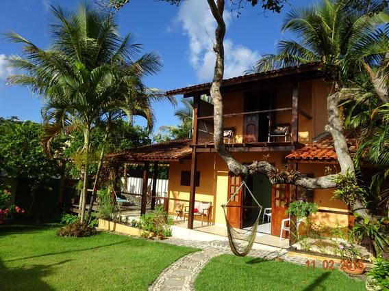 Casa Charmosa Em Itacare
