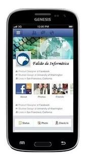 Celular Smartphone Tela 4. Genesis Gp-463 Dual Chip Android