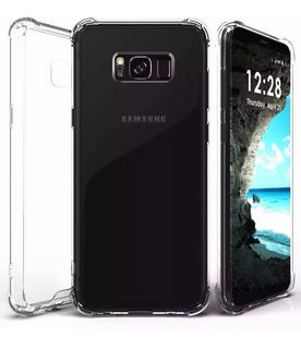 Capa Transparente S8 S8 Plus J5 Prime J7 Prime