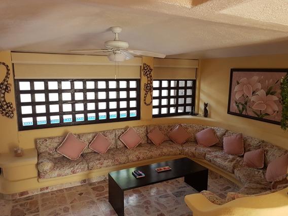 Hermosa Y Amplia Casa En Acapulco, Zona Progreso