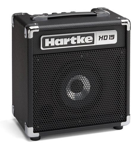 Amplificador Bajo Hartke Hd15 Hydrive 15w 6.5