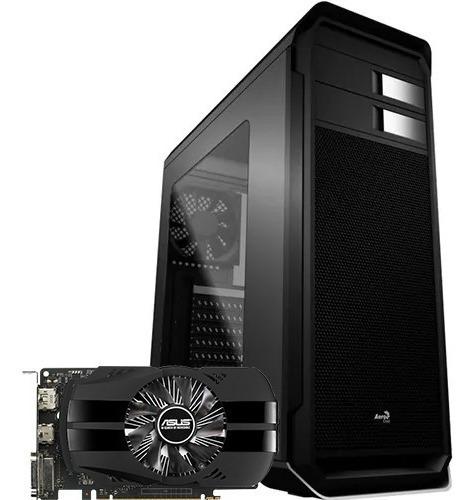 Pc Gamer Cpu Amd Fx8300 8gb 1tb Gtx 1060 6gb Pro