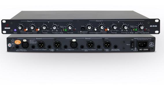 Crossover De Áudio Arcano Arc-xr-oss 110v 2 Canais