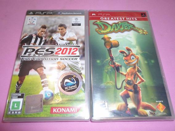 2 Jogos Para Psp Novos Lacrados Midia Fisica 2 Games