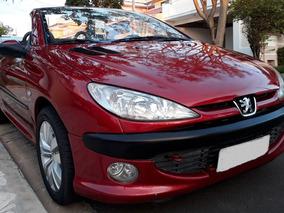 Peugeot 206 Conversível 1.6 16v - 2003 - Excelente Estado !