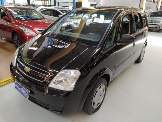 Chevrolet Meriva 1.4 Flex Joy Preta 2010 (completa)