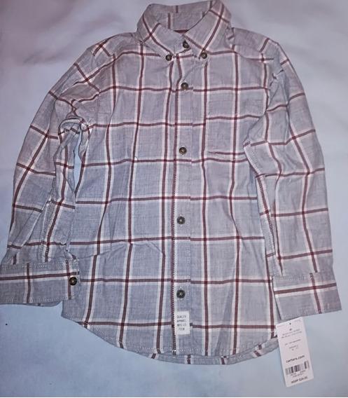 Camisa Niño Carters