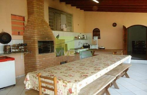Chácara Com 4 Dormitórios À Venda, 1000 M² Por R$ 500.000 - Recanto Dos Dourados - Campinas/sp - Ch0020