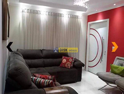Imagem 1 de 16 de Sobrado Com 3 Dormitórios À Venda, 191 M² Por R$ 615.000 - Jardim Das Acácias - São Bernardo Do Campo/sp - So0679