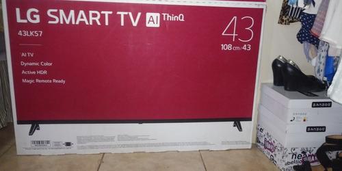 Smart Tv LG 43 Pulgadas Fhd