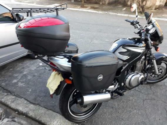 Suzuki, Gs500e, 2008 Completa Aceito Cartão De Credito