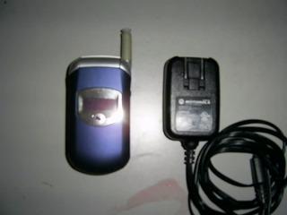 Celular Motorola V262 Cdma (não É De Chip)