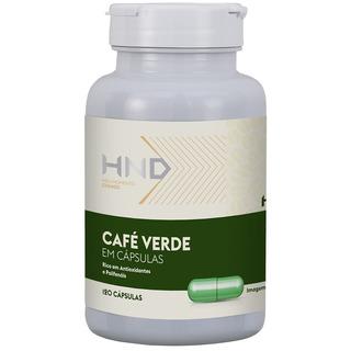 Café Verde Hinode A Cápsula Emagrecedora Termogênica
