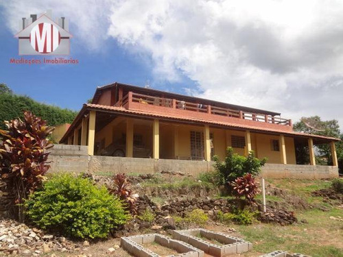 Chácara Com 05 Dormitórios À Venda, 2000 M² Por R$ 320.000 - Zona Rural - Pinhalzinho/sp - Ch0198