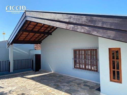Casa - Bosque Dos Eucaliptos - Ref: 8064 - V-ri3693