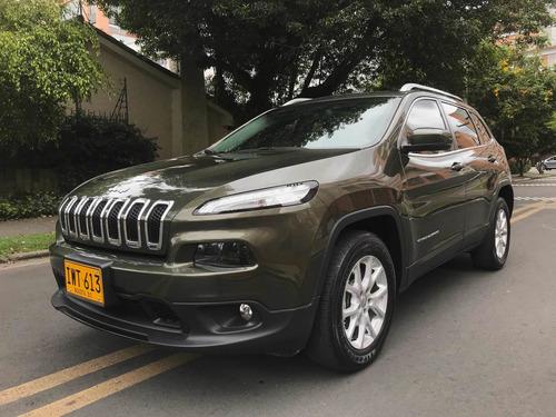Jeep Cherokee 2015 3.2 Longitude Plus