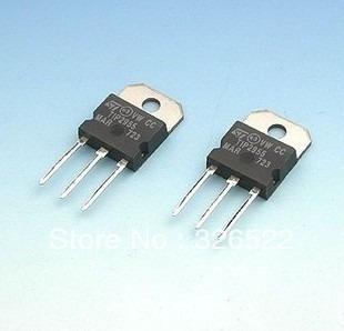 Transistor Tip-3055 Npn To-3p Kit 4 Unidades