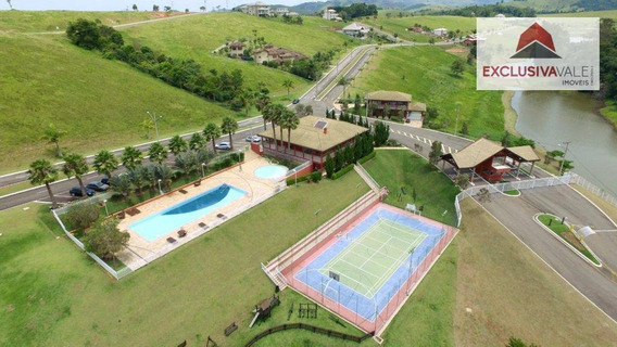Terreno Residencial À Venda, Quinta Dos Lagos, Paraibuna - Te0086. - Te0086