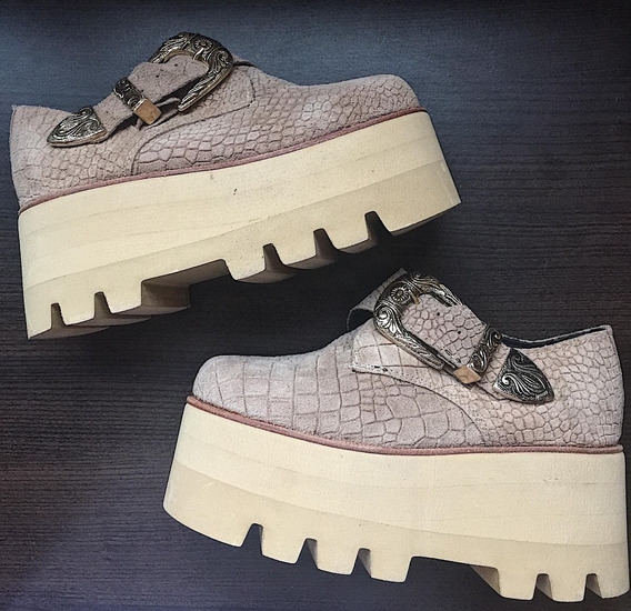 Zapatos Sofia De Grecia Tailandia Talle 36