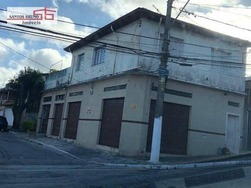 Imagem 1 de 2 de Casa À Venda, 170 M² Por R$ 454.000,00 - Limão (zona Norte) - São Paulo/sp - Ca1020