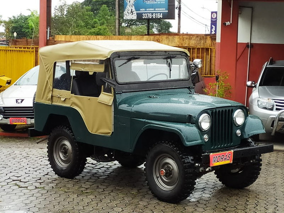 Jeep Willys Jeep 4x4 1964