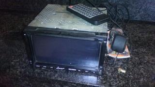 Reproductor Dvd Lanzar Gps Bluetooth Entrada Sd Dray