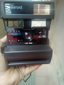 Polaroid Nova - Nunca Usada - Sem Filme