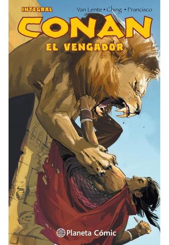 Imagen 1 de 3 de Conan El Vengador (integral)