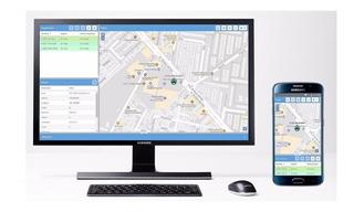 Plataforma Gps Seguimiento Tracking Un Año. Moviles Y Gps