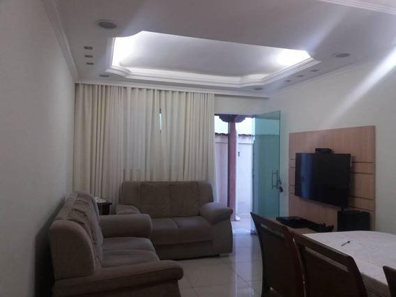 Casa Geminada Com 3 Quartos Para Comprar No Santa Mônica Em Belo Horizonte/mg - 2382