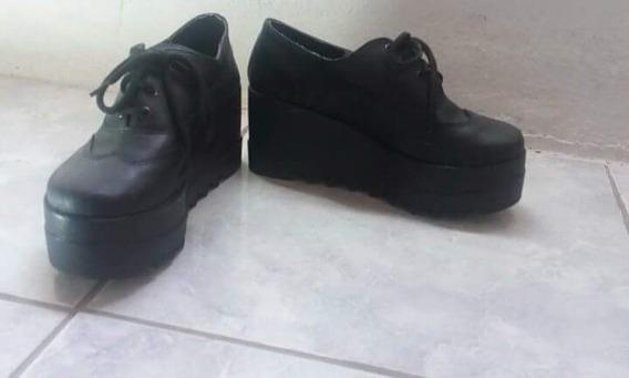 Zapatos Negros, Talle 37&38