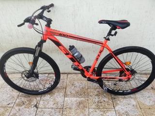 Bicicletas Slp 100pro R 27.5 Talle M Negra | Talle L Naranja