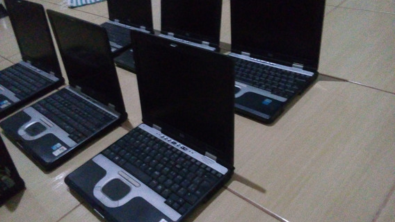 Lote 7 Notebooks Hp Compaq Nc4010