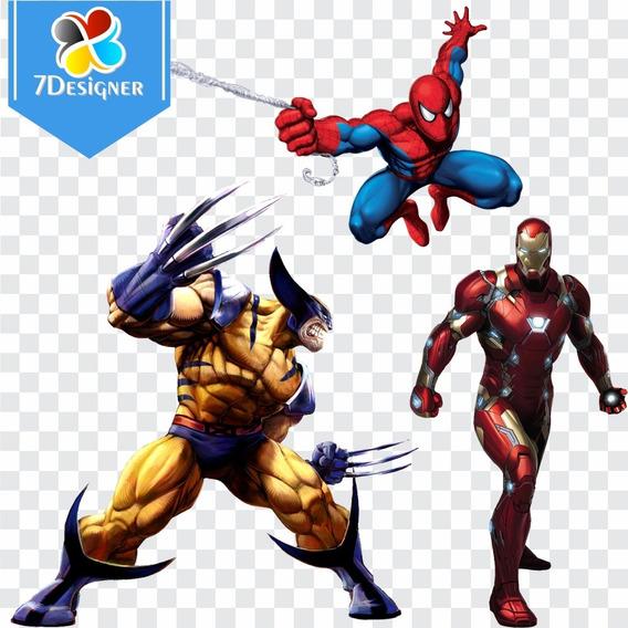 Super Combo #2 Com +1300 Imagens Em Png