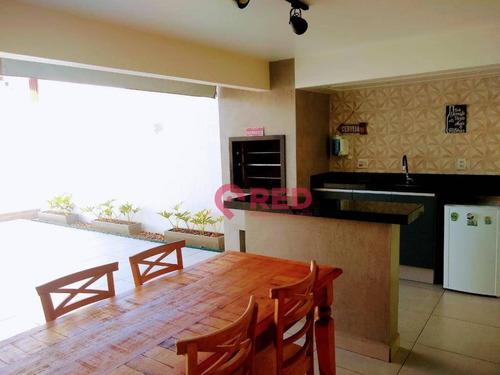 Casa Com 3 Dormitórios À Venda, 148 M² Por R$ 485.000,00 - Jardim Leocádia - Sorocaba/sp - Ca0165