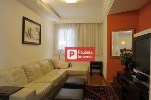 Apartamento Para Alugar, 247 M² Por R$ 14.700,00/mês - Moema - São Paulo/sp - Ap24955
