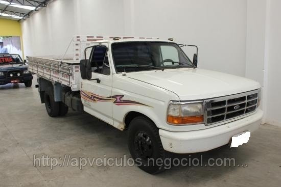 Ford F4000 1997
