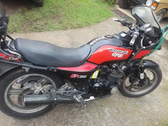 Kawasaki Clasica Gpz Zx550