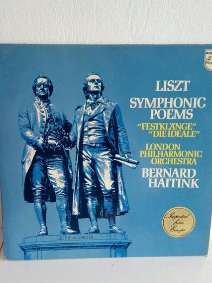 Lp London Philarmonic Orchestra Bernard Haitink