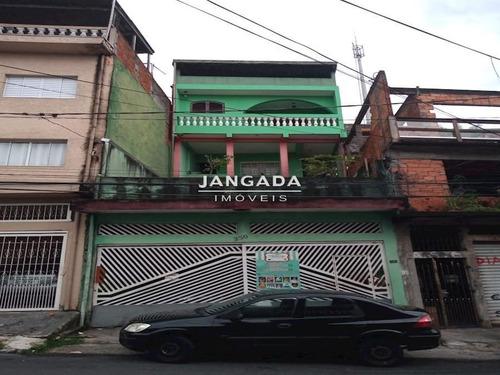 Casa 03 Dorm 1 Vaga Bandeiras Osasco - 12166