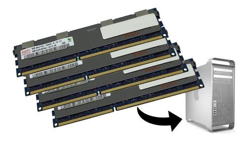 Imagem 1 de 2 de Kit Memoria 64gb Apple Apple Mac Pro Mid-2010 /12 5,1 A1289