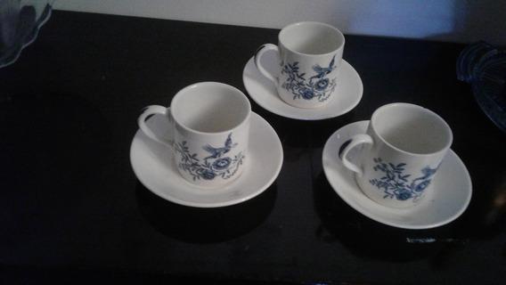 Vintage: Xícaras Para Cafézinho. Louça Inglesa