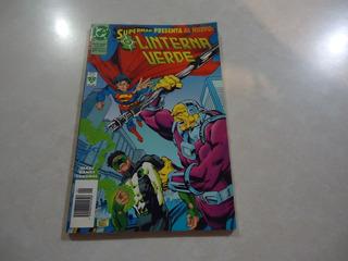Superman Presenta Al Nuevo Linterna Verde / Editorial Vid Dc