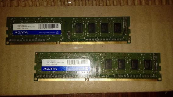 Memoria Ram Ddr3 1333mhz 4 Gb