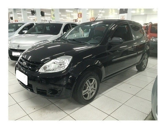 Ford Ka 1.0 Mpi Preto 8v Flex 2p Manual 2009