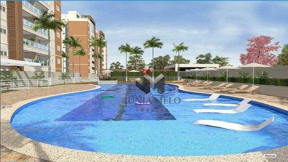 Apartamento Com 2 Dormitórios Para Alugar, 71 M² Por R$ 1.500/mês - Edificio Condoclubbonfim Paulista - Ribeirão Preto/sp - Ap1642