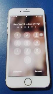 iPhone 8 64gb Dourado Tela 4.7 Ios 4g Câmera 12mp - Apple