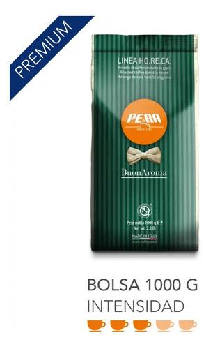 Imagen 1 de 1 de Café Grano Pera Buon Aroma 1 Kg (35% Robusta 65% Arabica)
