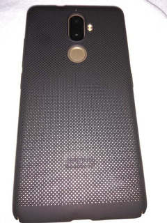 Case/capa/capinha Lenovo K8 Plus 5.2 Rígida Emborrachada