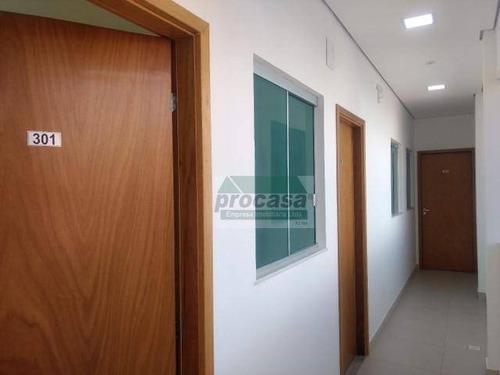 Sala Para Alugar, 35 M² Por R$ 1.000,00/mês - Alvorada - Manaus/am - Sa0397